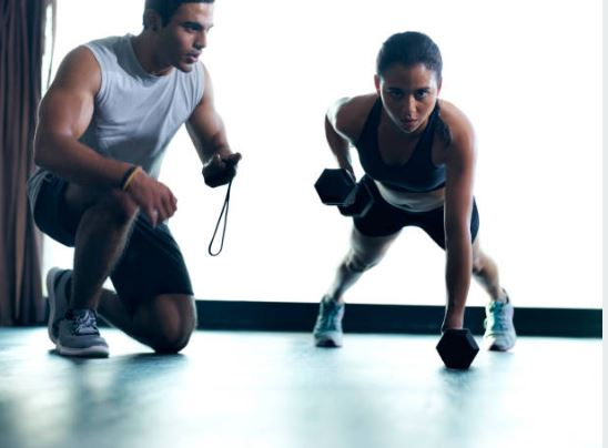 10 Signs of a Great Personal Trainer